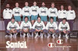 M-PALLAVOLO PARMA-SANTAL 1985-1986 THE FABULOUS TEAM - Volleyball