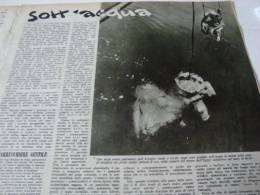 MATTINO ILLUSTRATO 4/7/1932 PALOMBARO SUBACQUEO NEMI COMO - Libri, Riviste, Fumetti