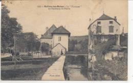 126. Salins Les Bains, La Furieuse, Au Faubourg Saint Pierre - Sin Clasificación