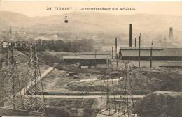 FIRMINY LE TRANSBORDEUR DES ACIERIES - Firminy