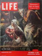 Magazine LIFE - DECEMBER 17 , 1951 -  INTERNATIONAL EDITION              (3000) - Nouvelles/ Affaires Courantes