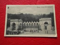 Lonigo - Entrata Villa Giovanelli 1918 Prov Vicenza - Italië