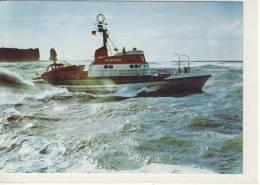 "Seenotkreuzer, Rettungs-Schiff  ""Adolph Bermpohl"" - Coast Guardn Nave  ( Ship, Navire ) Rettungsstation Helgoland SHIP - Ships"