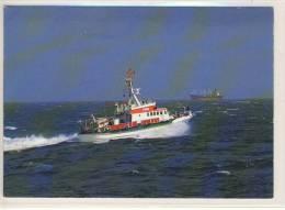 "Seenotkreuzer ""Berlin"" Mit Tochterboot,  Rescue, Coast Guard  ( Ship, Navire )  - Rettungsstation Laboe SHIP - Bateaux"