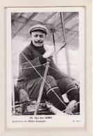 TRANSPORTS / AVIATION / AVIATEURS / L'Aviateur Ch. Van Den Born Aux Commandes - Aviatori