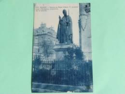 MENDE - Statue Du Pape URBAIN V , Sixième Pape D'Avignon , Originaire De La Contrée. - Mende