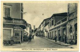 H.807.  MERCATINO MARECCHIA  - Novafeltria - Other Cities