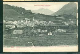 Vallée De CAMPAN - SAINTE MARIE DE CAMPAN - Vue Générale Et MONNE DE BAGNERES ( Pelurage Sur 1 Bord)- Un91 - France