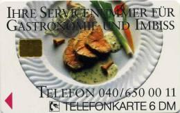 Deutschland - O 019  02/96 - 500ex - 6 DM - Schwichtenberg - Die Richtige Wahl - Voll / Mint / Unused - Deutschland