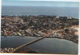 Liberia, Monrovia, Mesurado Bridge And Monrovia City, Editions Hoa-Qui N°4453, N´a Pas Circulé - Liberia