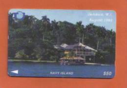 JAMICA  - 1995 PHONECARD - Jamaïque