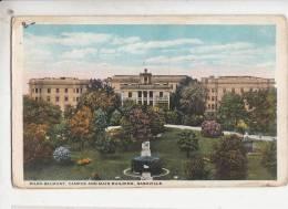 BR46538 Ward Belmont Campus And Main Buileding Nashville      2 Scans - Nashville