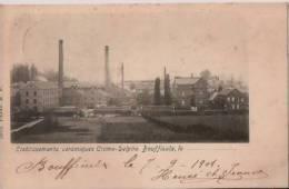 BELGIQUE:BOUFFIOULX:(Hainaut):1901:Etablissements Céramiques Crame-DELPIRE.Photo M.F. - Other