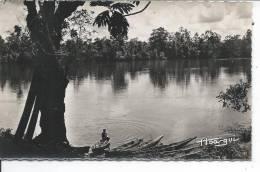 AFRIQUE NOIRE - Pêcheur Au Repos - Cartes Postales
