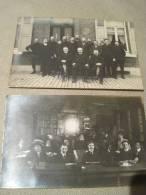 Carte-Photo Ca 1910 – Agence En Douane Louis Lecat – Erquelines-Jeumont (59) - Douane