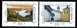 12081  RUSSIA  1989  MI.#6154-55   Sc# B176-77  (**) - Unused Stamps