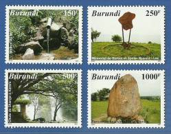 bur0701 Burundi 2007 Memoria 4v