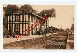 Gare LABOUHEYRE-etat Superbe- - France