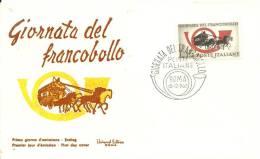 FDC 1960 - 6. 1946-.. Republic