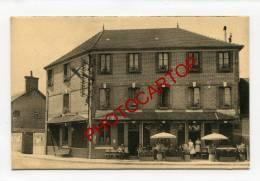 NOUAN LE FUZELIER-Hotel De La CROIX VERTE-Animation-Restaurant-Commerce -TB- - France