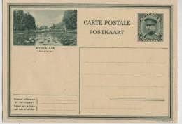 Postkaart Albert I Aywaille Ongebruikt Non-circulée - Entiers Postaux