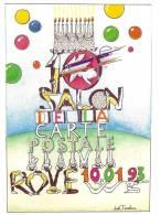 2 Cartes D´entrée De Bourse Aux Colletions - 80 - Roye 1993 Et 1994 - France