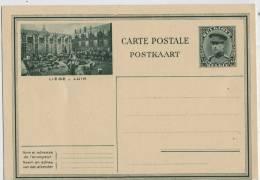 Postkaart Albert I Liège Luik Ongebruikt Non-circulée - Entiers Postaux