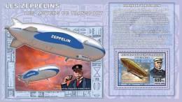 cdr0713a R.D.Congo 2007 Zeppelin s/s