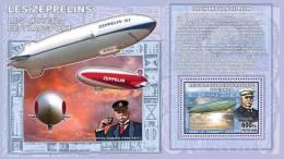 cdr0713b R.D.Congo 2007 Zeppelin s/s