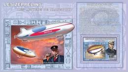 cdr0713c R.D.Congo 2007 Zeppelin s/s