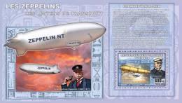cdr0713d R.D.Congo 2007 Zeppelin s/s