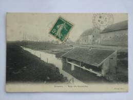 OISSERY ( 77 ) RUE DE GOUECHE  CPA - Other Municipalities