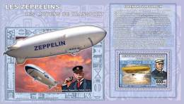 cdr0713e R.D.Congo 2007 Zeppelin s/s