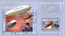 cdr0713f R.D.Congo 2007 Zeppelin s/s