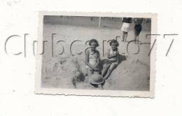 Pornichet (44) : GP D'un Château De Sable Lors D'un Concours En 1937 (animée) PHOTO RARE. - Lieux