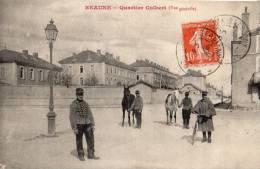 BEAUNE Quartier Colbert 16eme Regt Des Chasseurs - CPA - Beaune