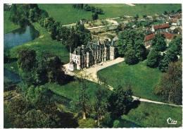 Env. Autun Du Perche : Château De Charbonnière - Autres Communes