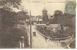 PORNIC -44- LA TOUR DU CHATEAU - Pornic