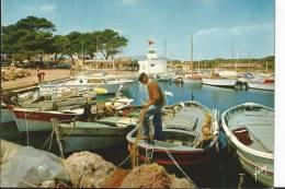 PRESQU'ILE DE GIENS.Le Port De La Capte Et La Capitainerie. - Frankreich
