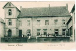 CPA Souvenir D' Emael Ecole Dirigée Par Des Religsenses (pk8379) - Bassenge