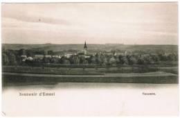 CPA Souvenir D´ Emael Panorama (pk8383) - Bassenge