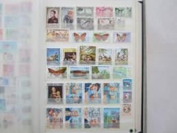 VEND BEAU LOT  DE + 100 TIMBRES DU LAOS , 1951 - 1997 !!!! - Laos