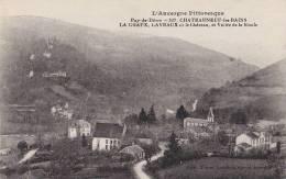 Châteauneuf Les Bains 63 - Hameaux La Chaux - Laveaux - Editeur Faure Buraliste - Non Classés