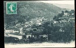 38 L'ALBENC / Vue Générale / - L'Albenc