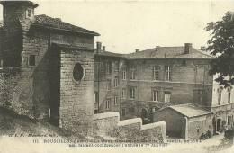 Roussillon (isere) Le Vieux Chateau - Roussillon