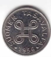 @Y@  FINLAND  / SUOMEN  1 Markka  1956   UNC  (C605) - Finlandia
