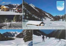 AKFL Liechtenstein Valüna Valley - Valünatal - Snow -Ski - Liechtenstein