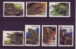 Tanzanie YV ? O 1993 Reptiles - Reptiles & Batraciens