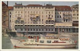 L907 - Hotel Drei Könige Am Rhein Basel - BS Bâle-Ville