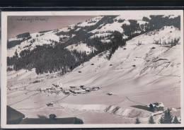 Kirchberg In Tirol - Blick Auf Die Hütte Und Aschau - Österreich